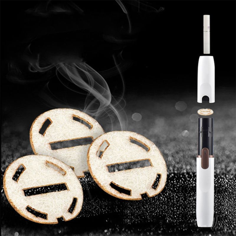 Absorb Oil Gasket Little Slice Clean Pad Cleaning Kit Repair Tools For IQOS 2.4 IQOS 3.0 Heater Electronic Cigarette Vape Cleane