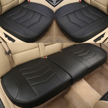 Car universal seat four seasons set indoor accessories car cover PU leather