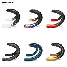 Nastro manubrio Liteskin Road Bike Grip accessori ciclismo Fixie Gear Strap PU EVA Wrap perforato