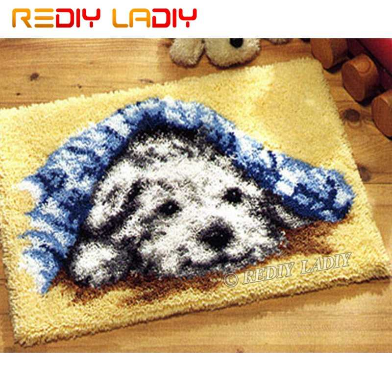 Latch Hook Kit Make Your Own Rug