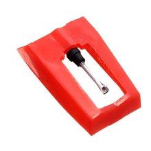 Поворотный Алмазный Стилус для проигрыватель пластинок vinil