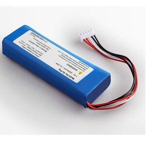 Аккумуляторная батарея для мини-плеера Harman Kardon Go, литий-полимерные аккумуляторы, сменный блок, 7,4 В, 3000 мА · ч, трек-код