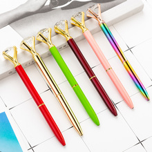 Big Diamond Metal Ball Point Pen. Student Gift Pen