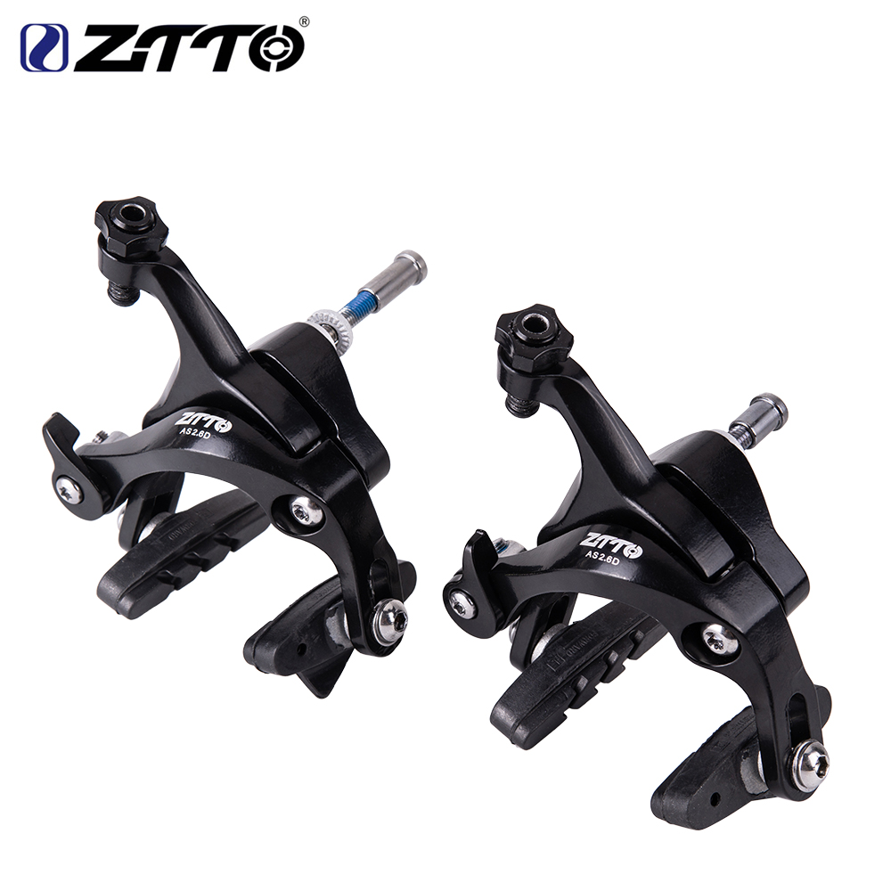 ZTTO <font><b>Bicycle</b></font> AS2.6D Dual Pivot Calipers <font><b>Bicycle</b></font> Brake for Road Bike and Folding <font><b>Bicycle</b></font> Front Rear Caliper vs 105 image