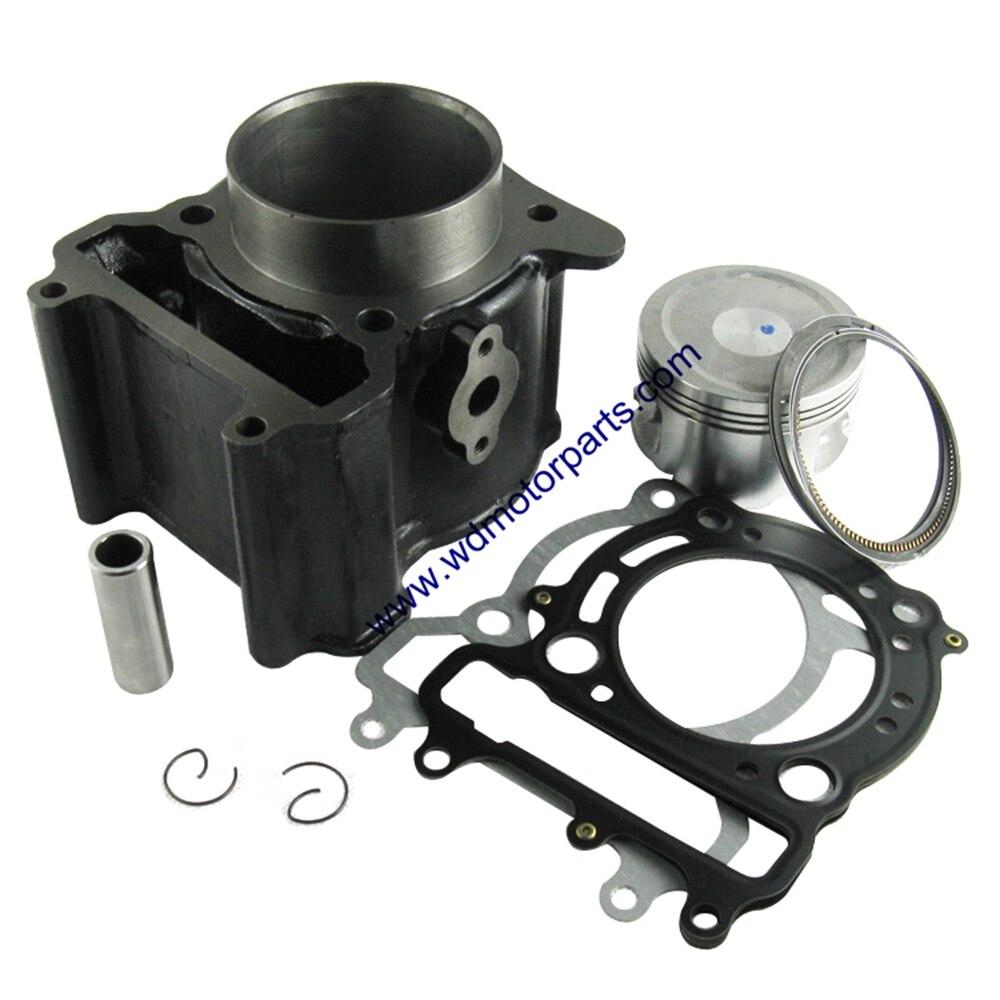 Xingyue Gsmoon 260cc XYKD260-1 цилиндр Kit Go Kart Багги детали
