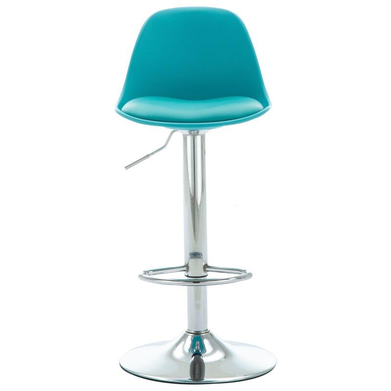 Bar Chair Nordic Modern Minimalist Front Desk Lift Home High Stool Bar Chair Backrest Fashion