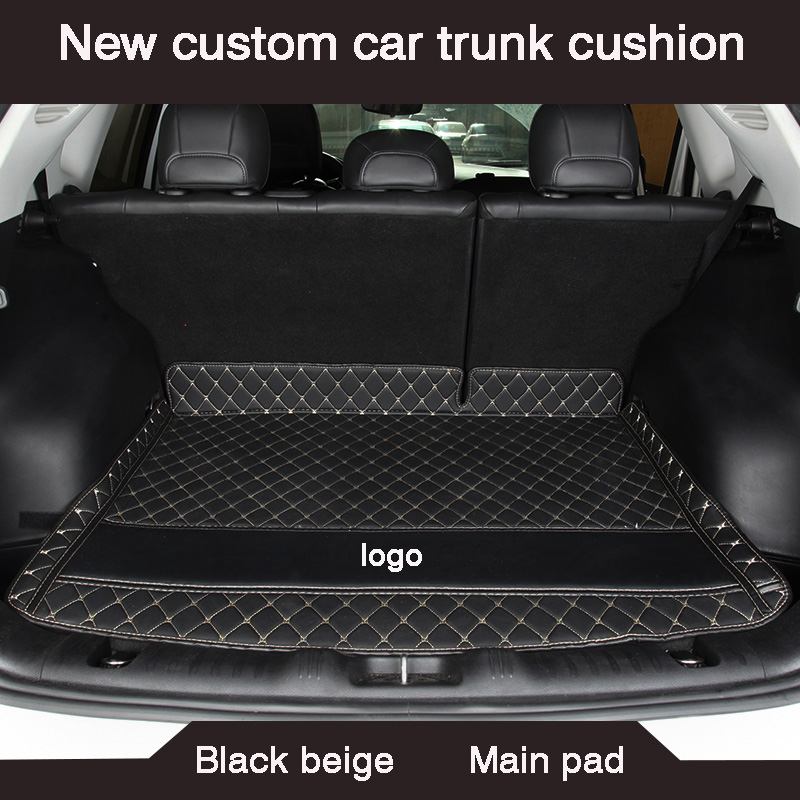 HLFNTF New custom car trunk cushion for <font><b>bmw</b></font> f10 f20 x5 e70 e46 e53 x4 f11 x3 e83 x1 f48 e90 x6 e71 f34 e70 <font><b>e30</b></font> car <font><b>accessories</b></font> image
