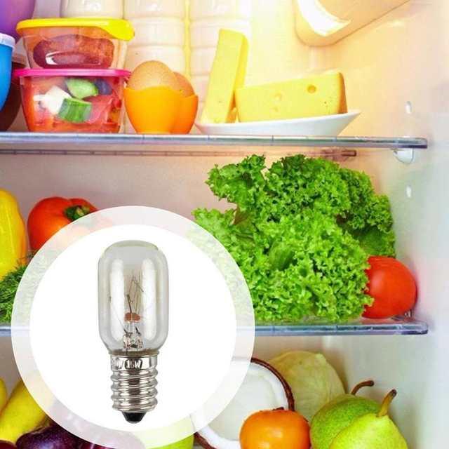 E14 E12 Refrigerator Light Bulb Led