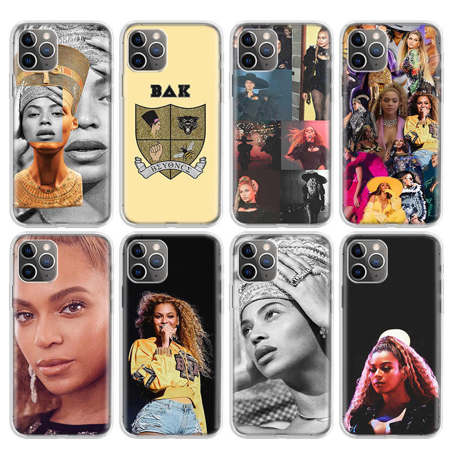 Beyonce Homecoming Phone Case For Apple Iphone 11 12 Pro MIni 7 7G 8 8G 6S 6 6G X Xr Xs Max Plus 5G 5S SE Hot Cover Coque Shel
