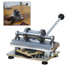 Cutting-Machine Sheet-Cutter Manual-Press Punching-Tool Photo-Paper Double-Wheel DIY