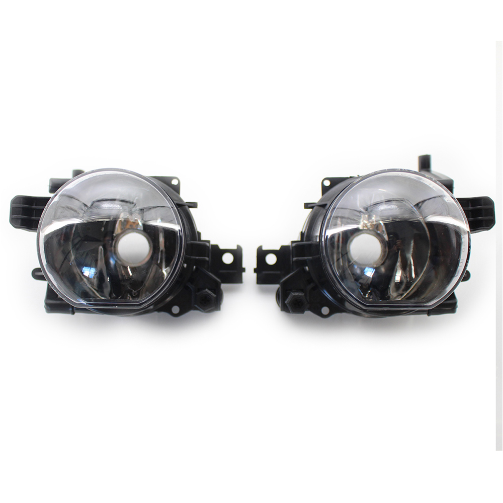 Car Front Bumper Fog Light without Bulb Fit for <font><b>BMW</b></font> 7 Series E66 E67 2002-2008 image