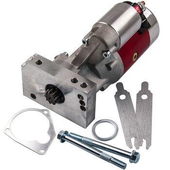 3HP Horsepower High Torque Starter Motor For CHEVY 153 GM HD Mini 305 350 454|Starters|   -