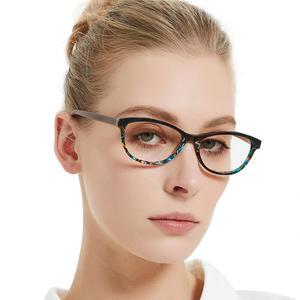 Image 4 - OCCI CHIARI מותג מעצב משקפיים קרינת מרשם הגנת Nerd עדשת רפואי נשים אופטי משקפיים מסגרת PANA