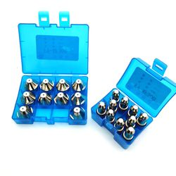 50 de propina + 50 electrodo XF300 XF-300 FY-XF300H XF-300H LGK-300 soplete de Plasma CNC Huayuan de 300100, 300190, 300150, 300210, 300170