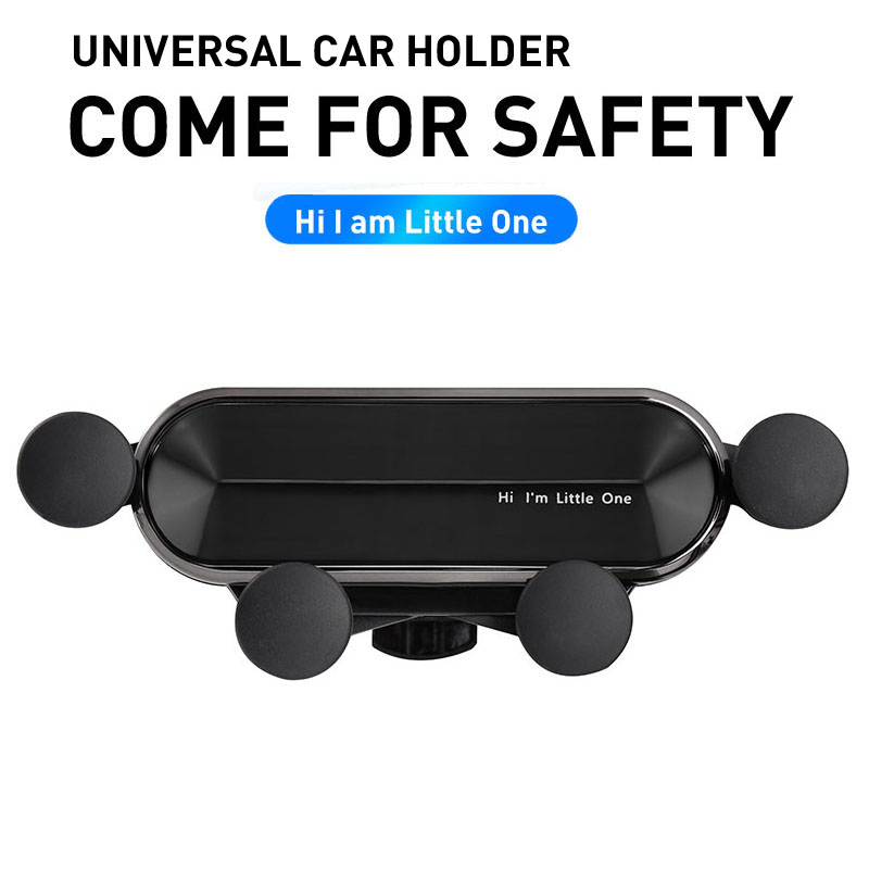 Holder for <font><b>Phone</b></font> socket in <font><b>car</b></font> <font><b>Mobile</b></font> <font><b>accessories</b></font> Gravity Support stand mount to air vent no magnetic For iPhone xiaomi huawei image