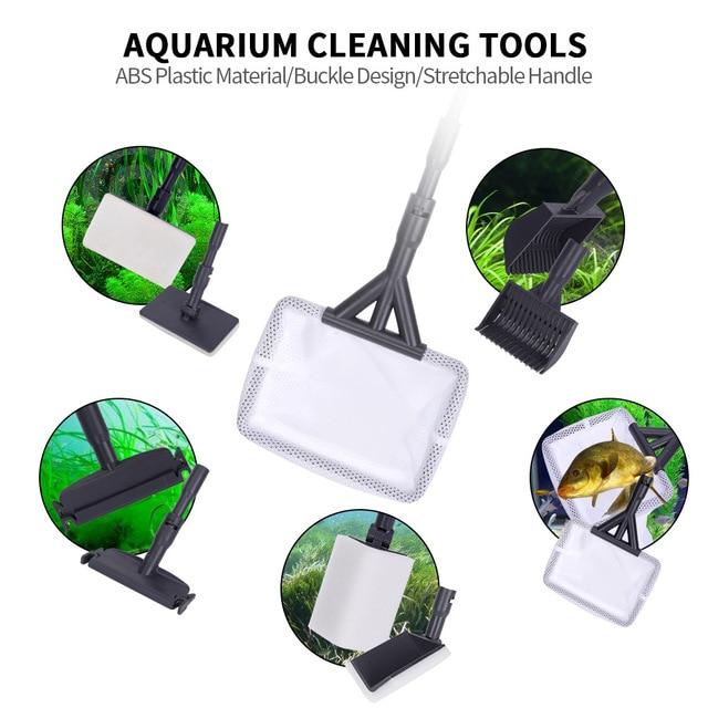6 in 1 Aquarium Cleaning Tools Kit  2