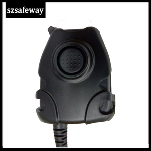 Image 2 - مقاوم للماء PTT كابل ل Z التكتيكية سماعة ComtacII H50 MSA SORDIN H60 HD03 ل ميدلاند G6/G7/G8/G9 GXT550 GXT650 LXT8