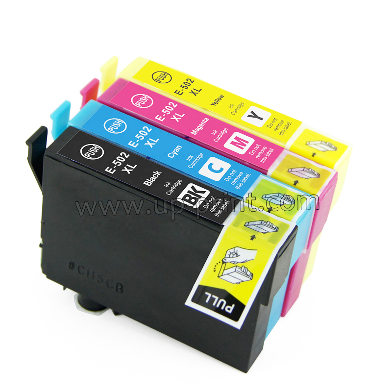 До 502XL 502 совместимые картриджи Epson XP-5100 XP-5105 WF-2860DWF WF-2865DWF WF-2865 xp5100 принтер