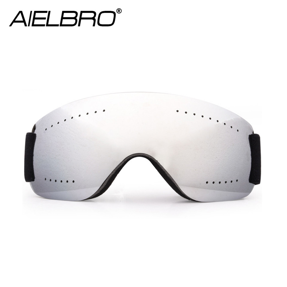 Ski Goggles Men Women Skiing Eyewear UV400 Lens Anti-fog Skiing Snowmobile Snowboard Snow Skating Mask Ski Glasses 2020 New