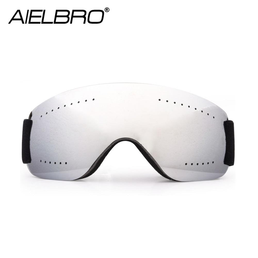 Ski Goggles Men Women Skiing Eyewear UV400 Lens Anti-fog Skiing Snowmobile Snowboard Snow Skating Mask Ski Glasses 2020 New