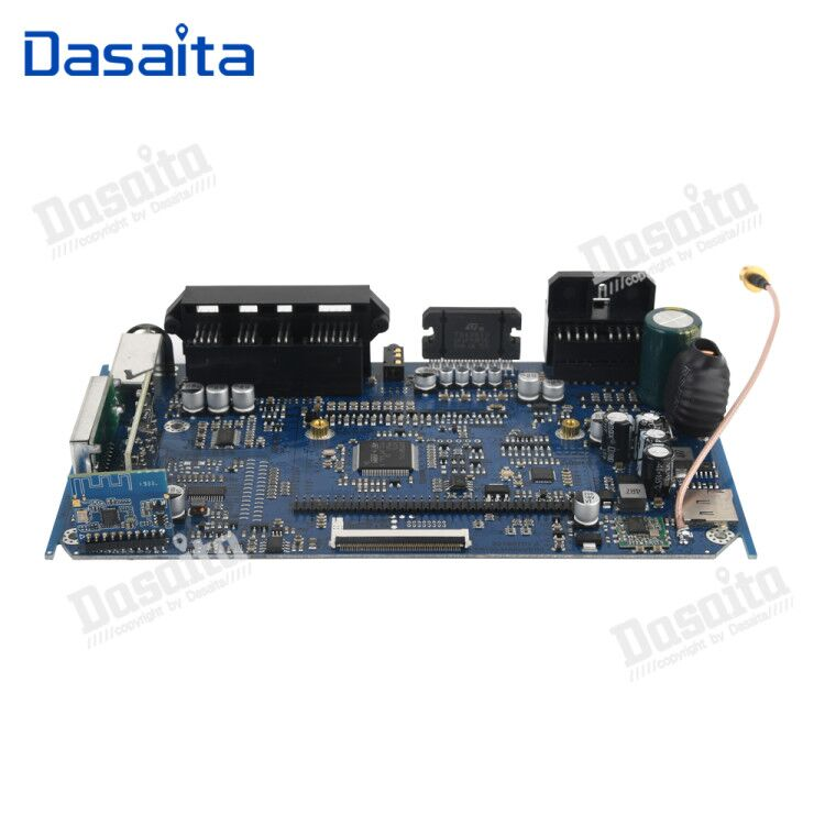 Build-in DSP Chip Only for Dasaita Android 8.0 Car Radio Multimedia with 15 Band Equalization image
