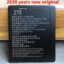 New 2400mAh Bateria Para ZTE Lâmina A520 A520C A521 Li3824T44P4h716043 A603 BA520 BA521 BA520C BA603 Telstra 4GX Bateria Reforçada