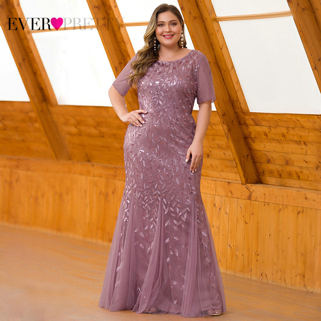 Mermaid Sequined Lace Appliques Mermaid Long Dress 2020 Party Gowns