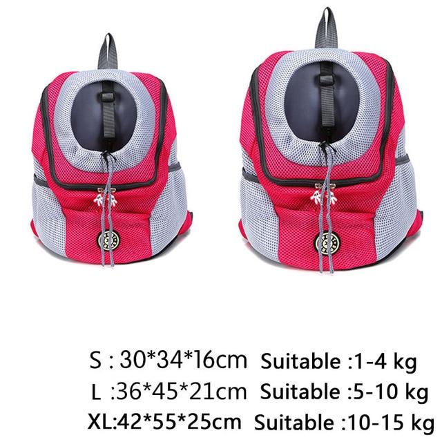 Large Dog Backpack 6