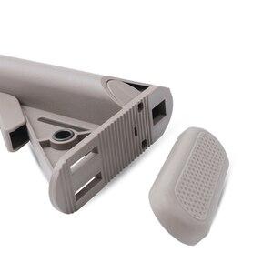 Image 3 - Haute qualité MK18 Nylon Stock pour Airsoft AEG pistolet à Air comprimé M4 AK Gel Blaster J8 J9 CS sport Paintball accessoires