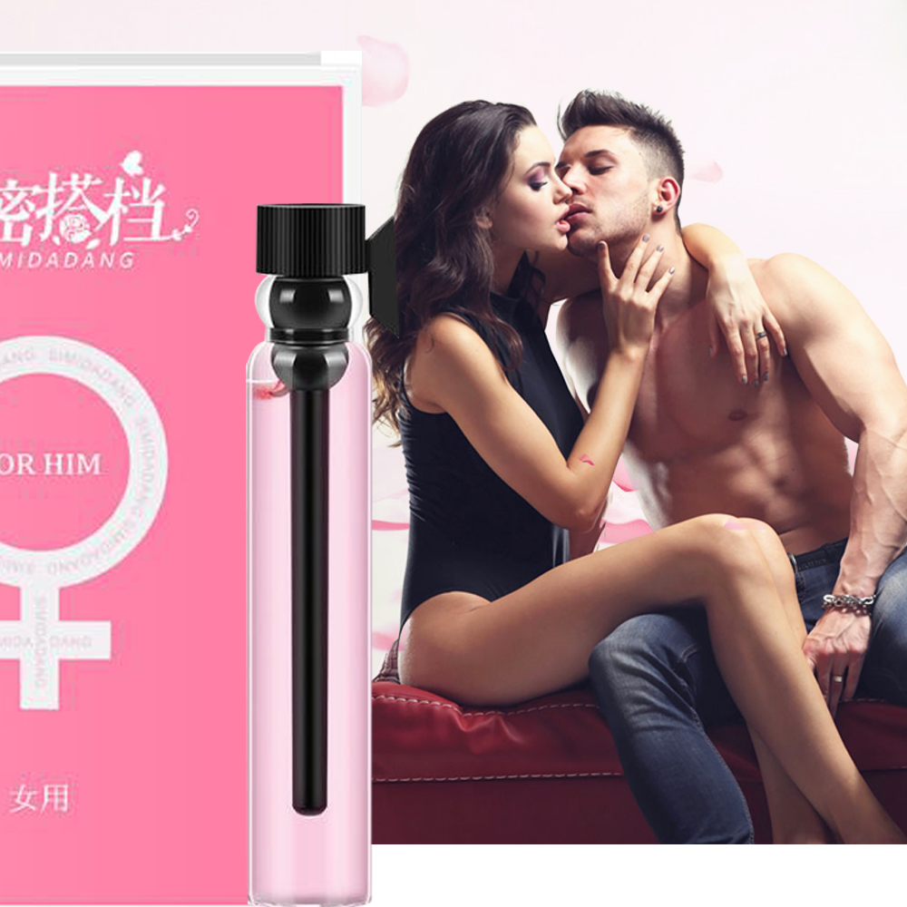 2ml Original Male Pheromone Perfume Aphrodisiac Attractant Flirt Perfume For Men Sexual Products Exciter For Women D454