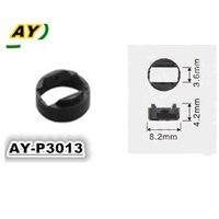 100pcs 도요타 (AY-P3013 8.2*4.2*3.6mm) 에 대한 도매 자동차 부품 연료 인젝터 수리 키트 핀틀 캡
