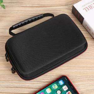 Image 4 - EVA Harte Durchführung Shell Schutzhülle Tasche 16 Karte Slots Gaming Zubehör Lagerung Taschen für NEUE Nintend 2DS LL/XL/3DSXL LL