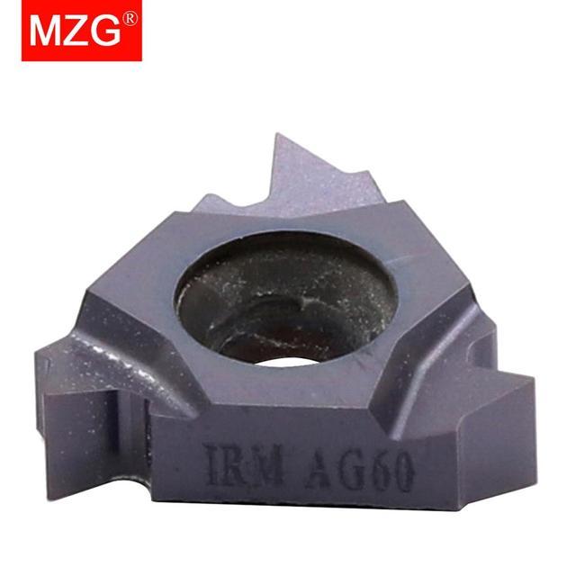 Купить mzg 10 шт 22ir iso zp10 токарный станок с чпу из нержавеющей