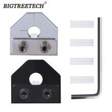3D Drucker Teile Filament Schweißer Stecker 1,75mm/3,0mm PLA ABS Filament Sensor Für Ender 3 Pro Anet 3D Drucker Aluminium Block
