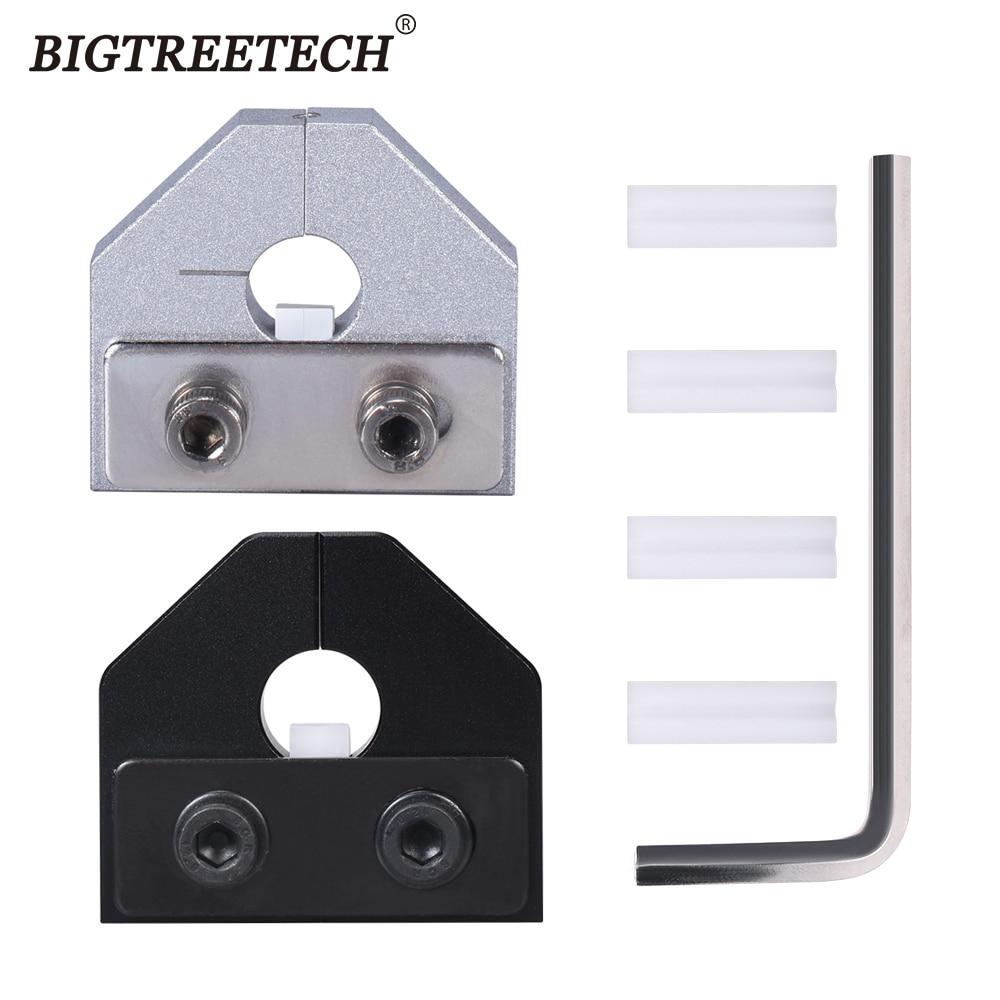 3D Printer Parts Filament Welder Connector 1.75mm/3.0mm PLA ABS Filament Sensor For Ender 3 Pro Anet 3D Printer Aluminum Block