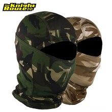 Skull Mask Biker Camouflage Helmet-Cap Balaclava Moto Motorcycle Military Tactical Hunting