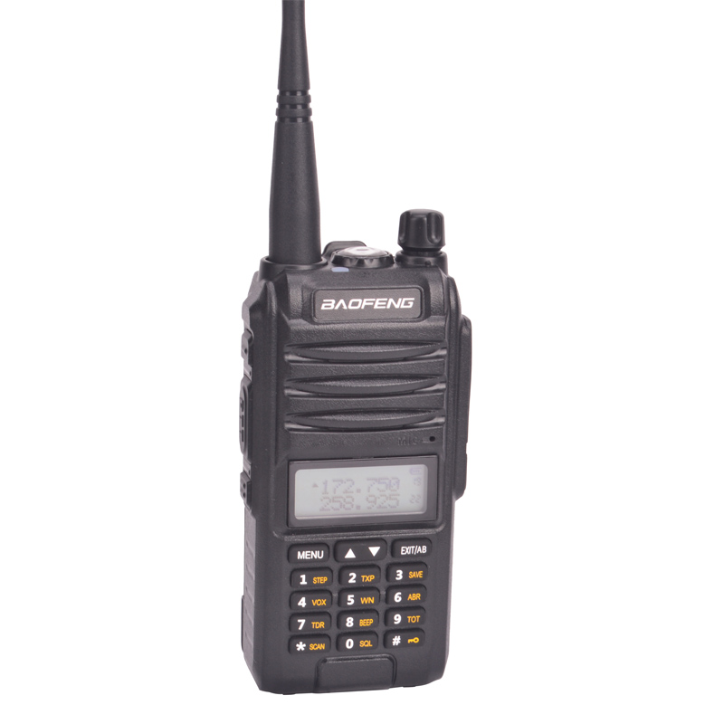 Baofeng Tri Band Walkie Talkie BF-A58S 136-174/200-260/400-520MHz Portable FM Two Way Radio With Earpiece
