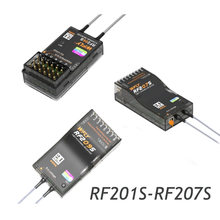 2.4G WFLY Receiver WFR04S WFR06S WFR07S WFR09S WBUS RF201S RF207S PPM/PCMS For Remote Control For RC Drone