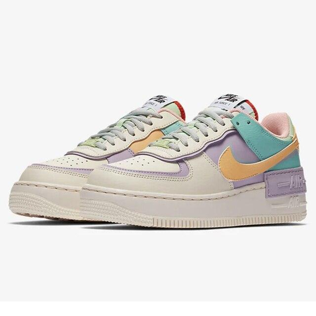 Nike Air Force 1 Original Parent-child Skateboarding Shoes Kids Shoes Comfortable Men Shoes Sports Sneakers #CI0919 1