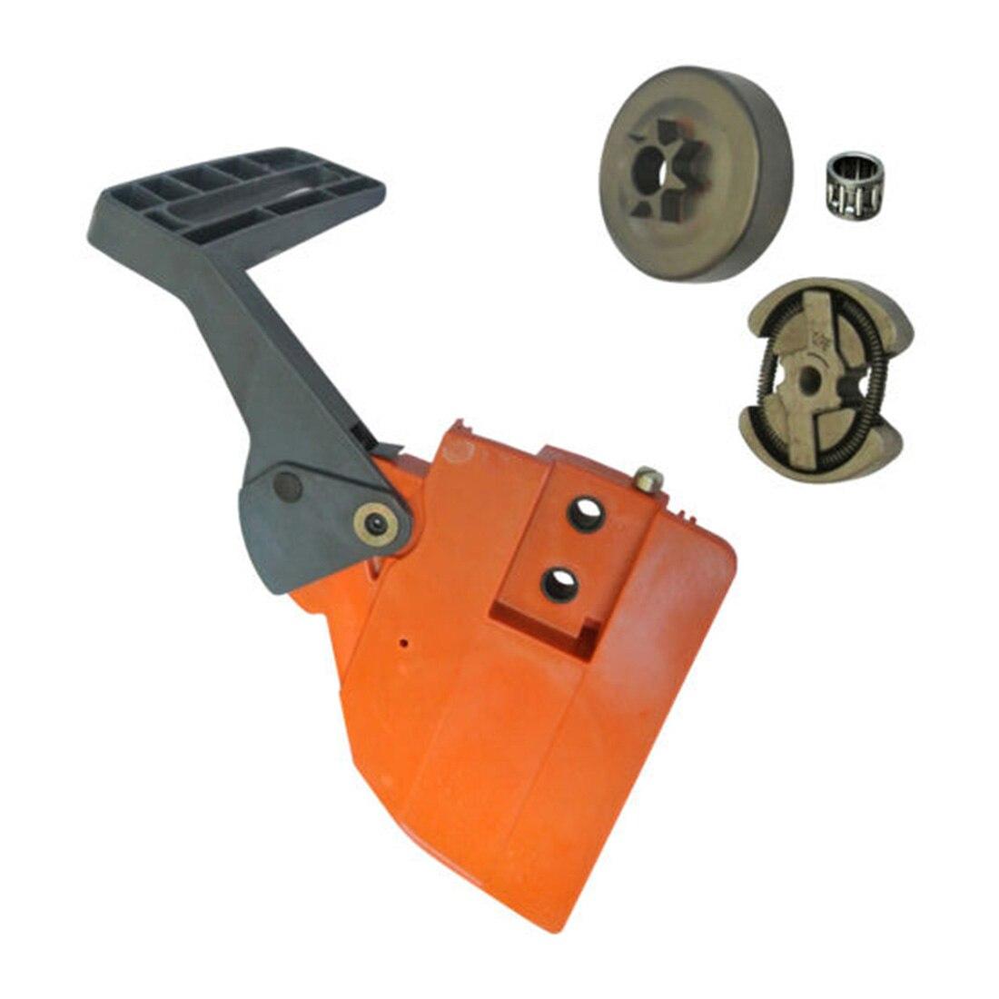 For Husqvarna Clutch Drum Kit 136 137 141 142 Needle Bearing Brake Handle
