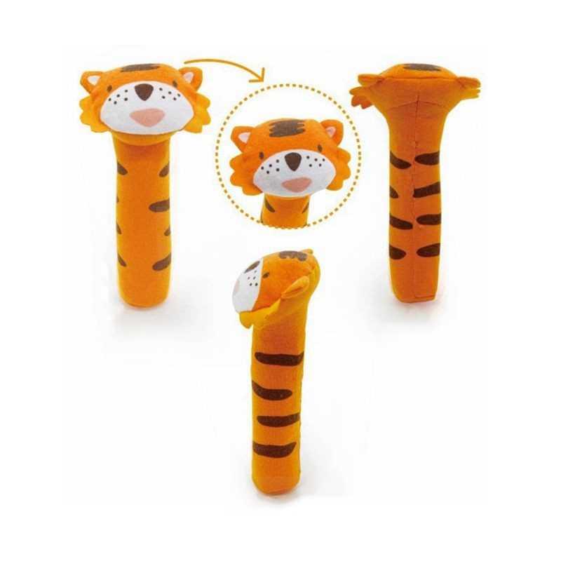 1pcs leão bebê chocalho brinquedos jardim bug pulso chocalho e pé meias animais bonito dos desenhos animados do bebê meias chocalho brinquedos