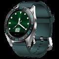 Bakeey GT105 1 22 дюймов погода толчок управление музыкой вызов ID OTA Мода UI пульсометр артериального давления bluetooth Смарт часы