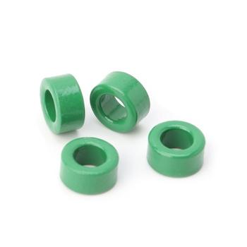 10 sztuk cewki induktora zielone rdzenie ferrytowe toroidalne filtry przeciwzakłóceniowe A9LA tanie i dobre opinie CN (pochodzenie) Metal STOP Nowoczesne ROUND A9LA1AA700555 Pojedyncza ramka Rama lustra