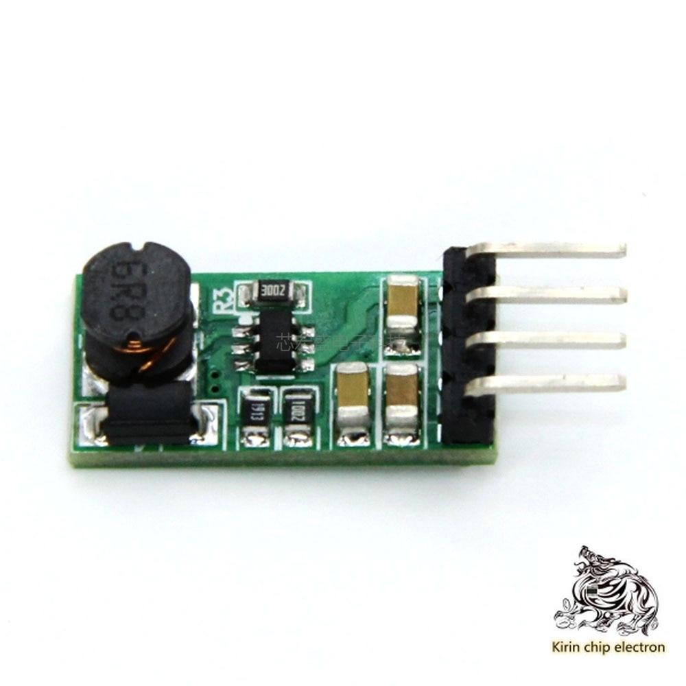 5 PCS/LOT Ultra-small DCDC 3.3V 3.7V 4.5V 5V To 12V L Piezoelectric Converter Power Module