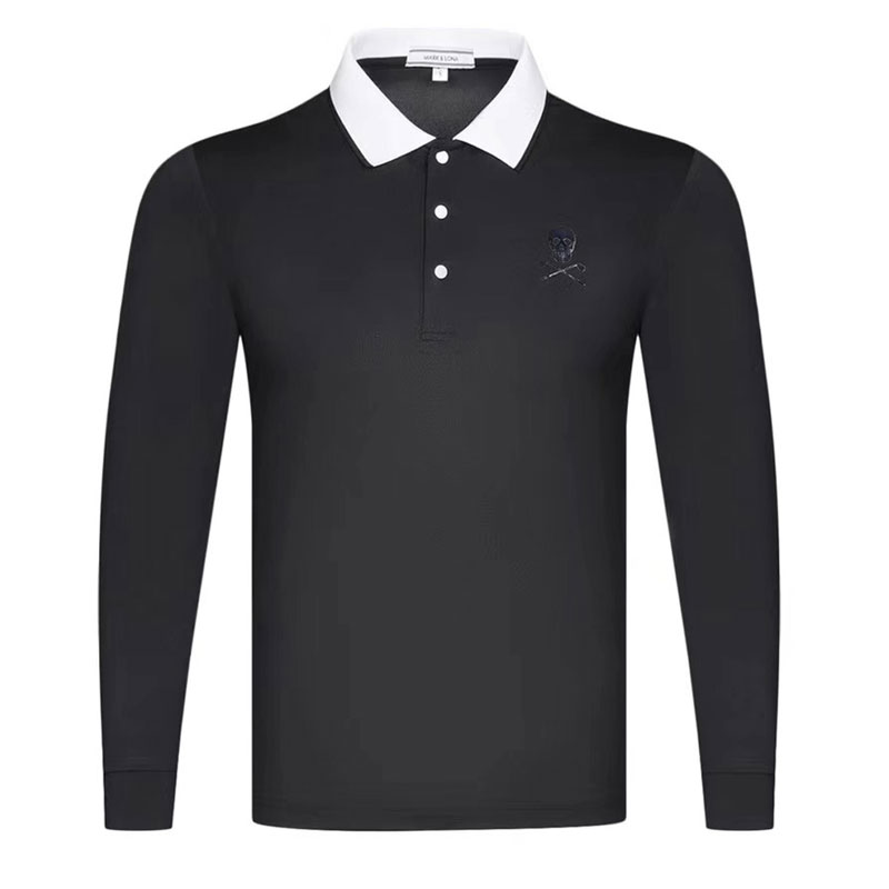 New Sportswear Full sleeve MAPK&LONA Golf T-shirt 4color Golf clothes S-XXL in choice Leisure Golf shirt Cooyute Free shipping