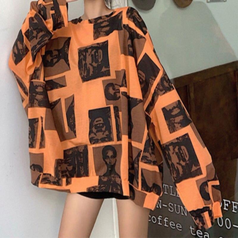 Women T shirt Spring Autumn Woman Tshirt Long Sleeve O Neck Female Tee Shirt Tops Fashion Basic Tshirts for Women Clothes in T Shirts from Women 39 s Clothing