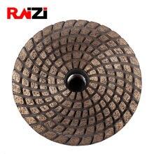 Raizi 4 дюйма/100 мм Металл Бонд буровое долото армированное