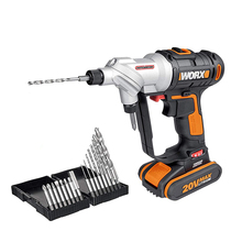 WORX electric cordless screwdriver 20V Li-ion with 20V battery 1charger WORX WX176