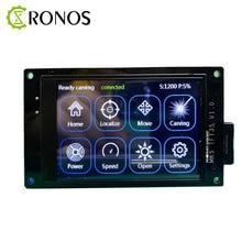 TFT35 V1.0 сенсорный экран, умный дисплей, контроллер, детали для 3D-принтера, 3,5 дюйма, предварительный просмотр, G-код, GRBL, автономный