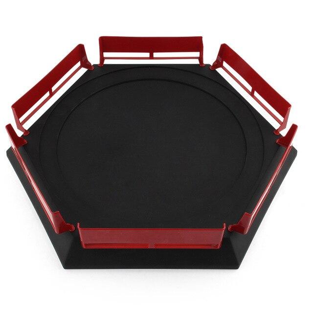 Nouvelle arène Beyblade stade cadeau pour enfants Beyblade rafale Original Gyro arène Bey lame lames lanceur toupie jouets fille
